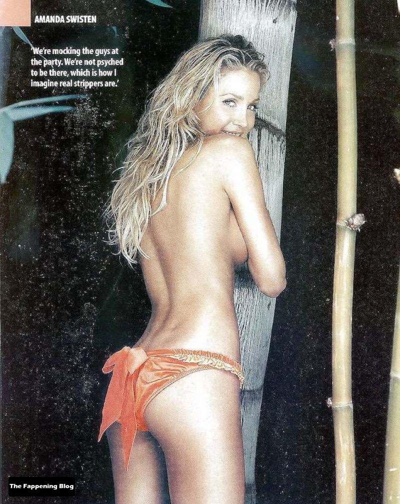 Amanda Swisten Nude Sexy 3