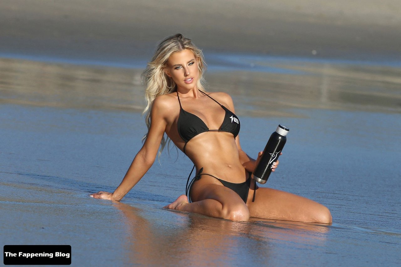 Brennah Black Sexy Bikini 19