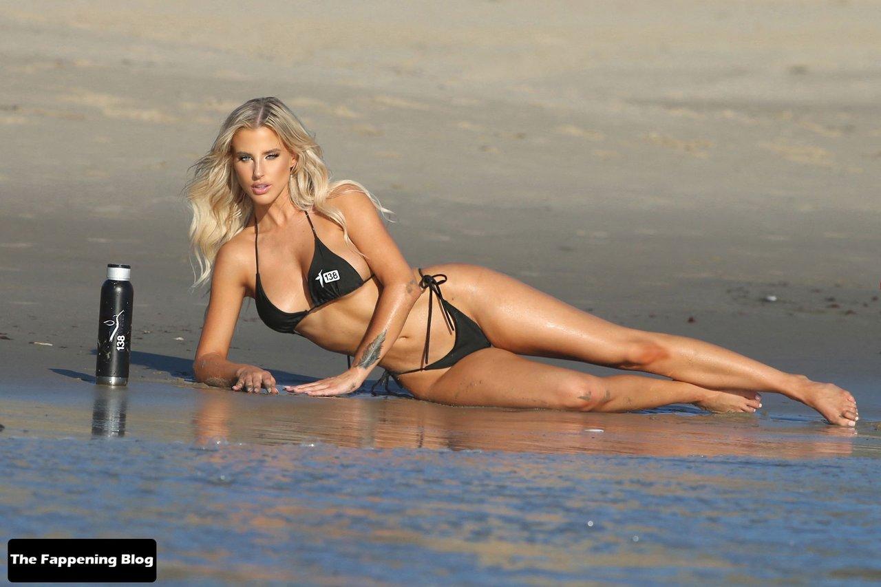 Brennah Black Sexy Bikini 28