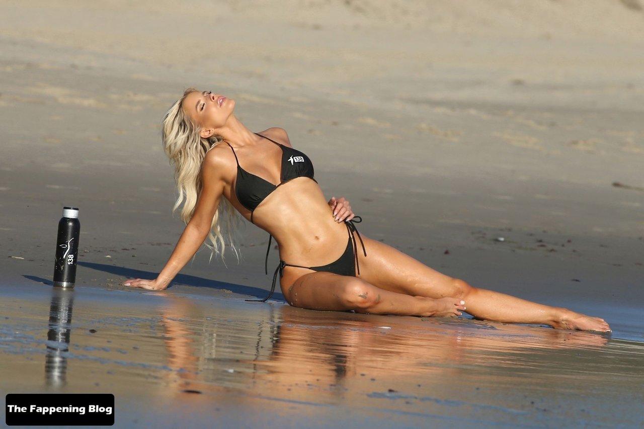 Brennah Black Sexy Bikini 37