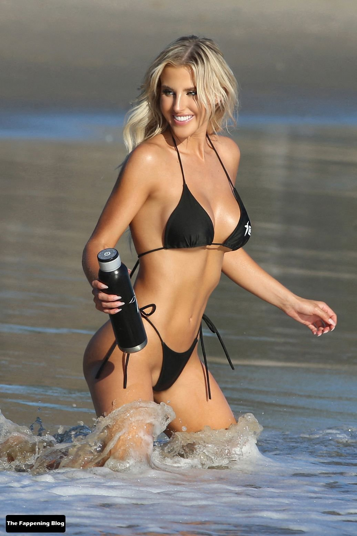 Brennah Black Sexy Bikini 44