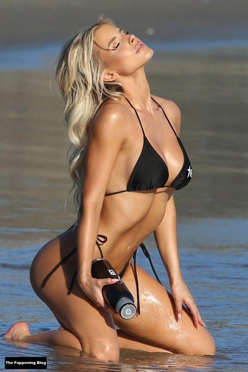 Brennah Black Sexy Bikini 47