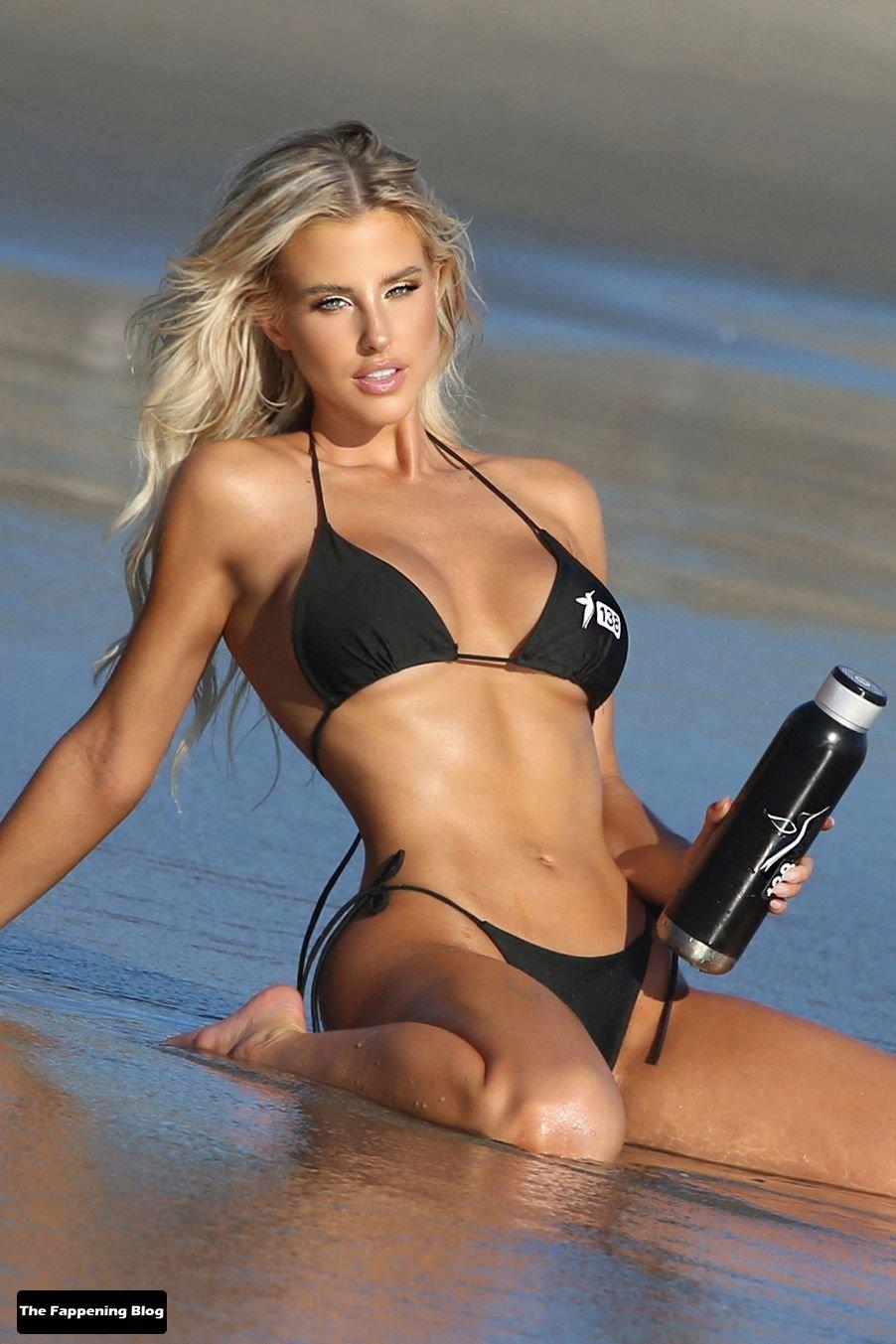 Brennah Black Sexy Bikini 48