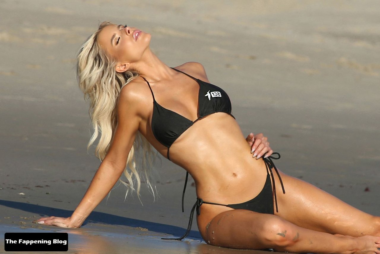 Brennah Black Sexy Bikini 52