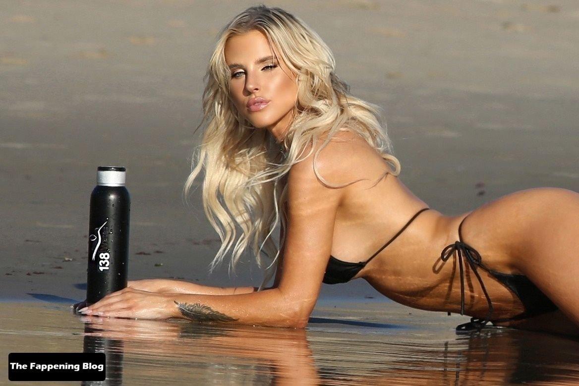 Brennah Black Sexy Bikini 54