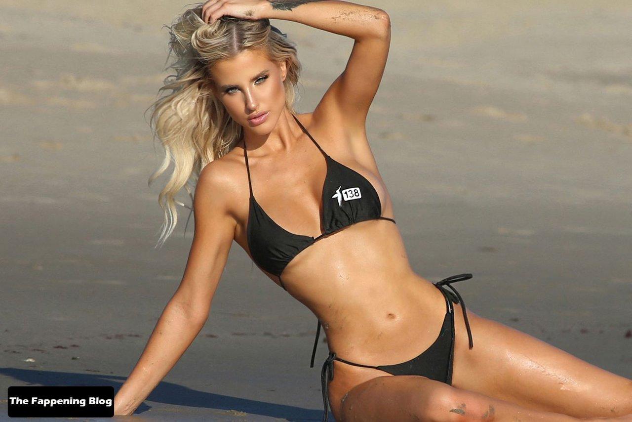 Brennah Black Sexy Bikini 55