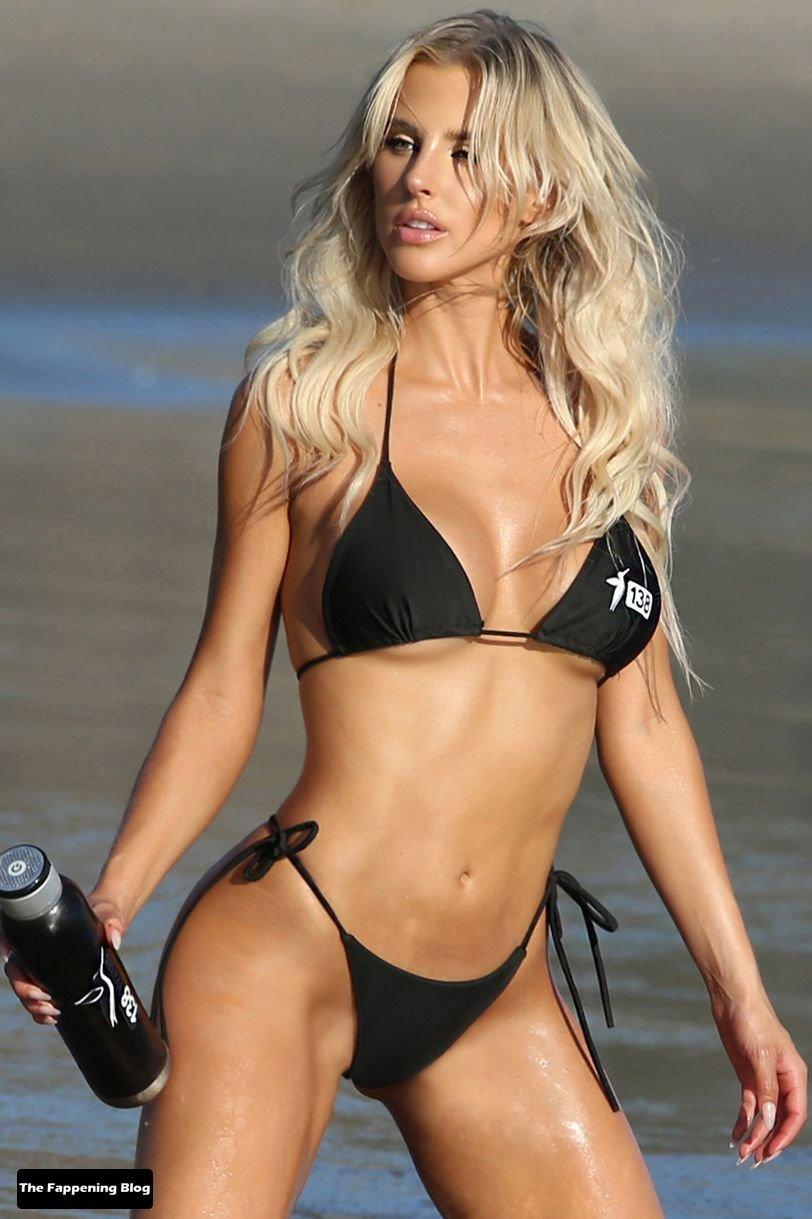 Brennah Black Sexy Bikini 57