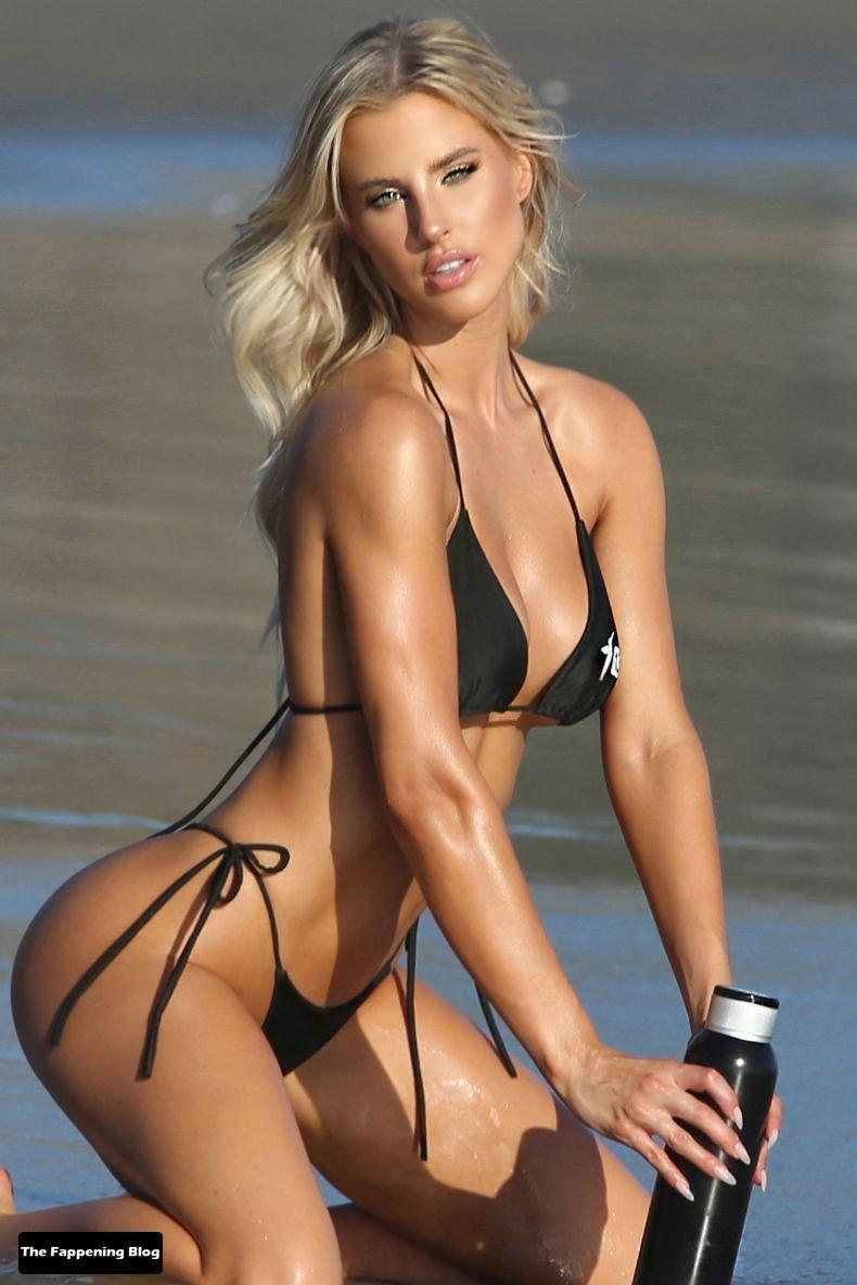 Brennah Black Sexy Bikini 67