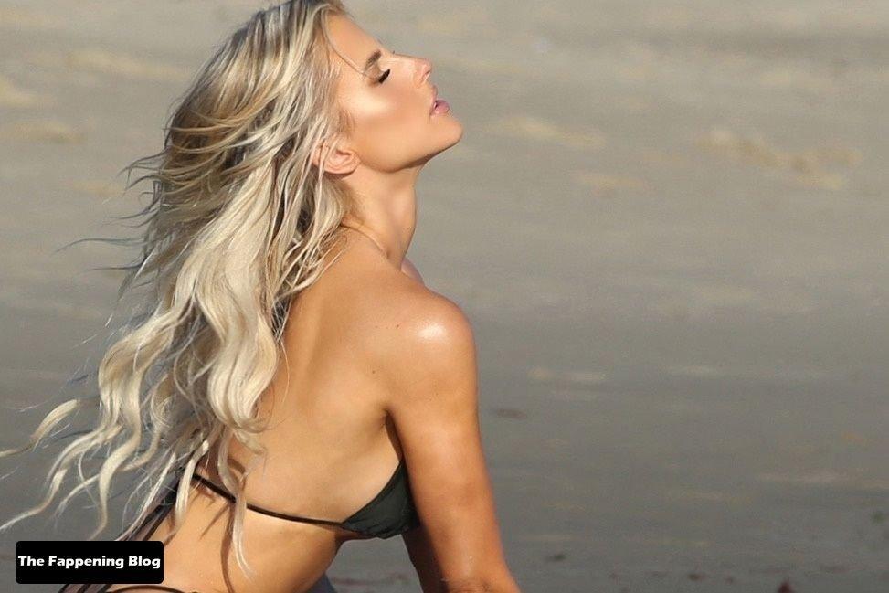 Brennah Black Sexy Bikini 76