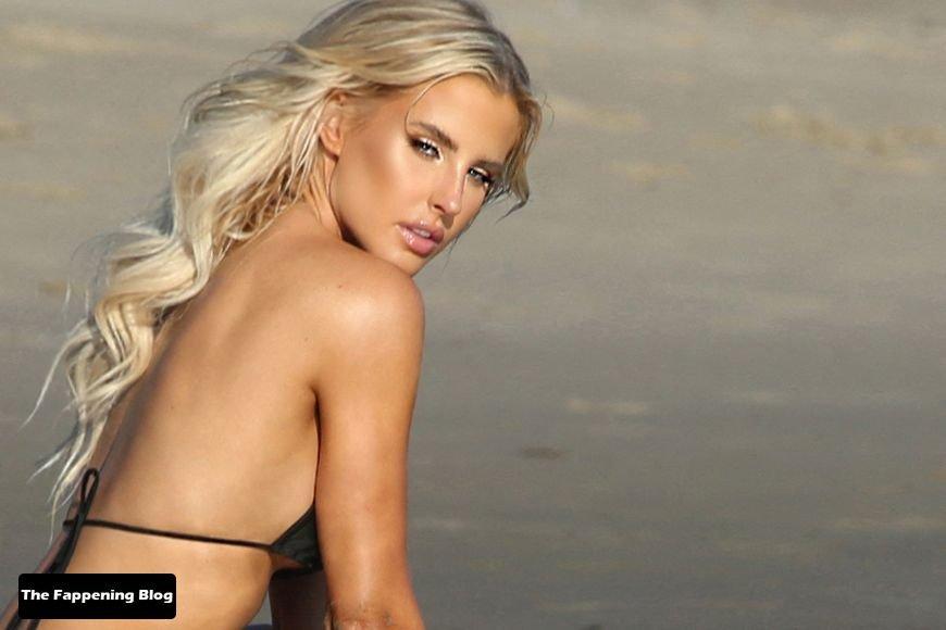 Brennah Black Sexy Bikini 84