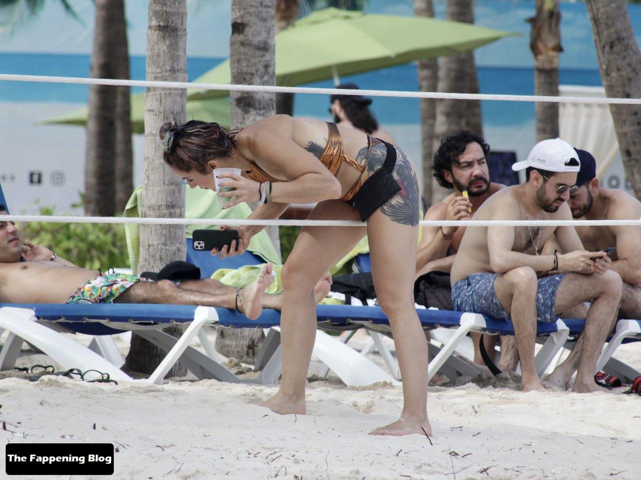 Cara Maria Sorbello on Beach 20