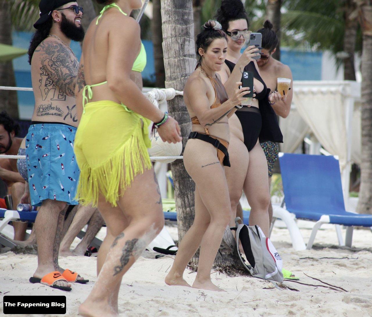 Cara Maria Sorbello on Beach 29