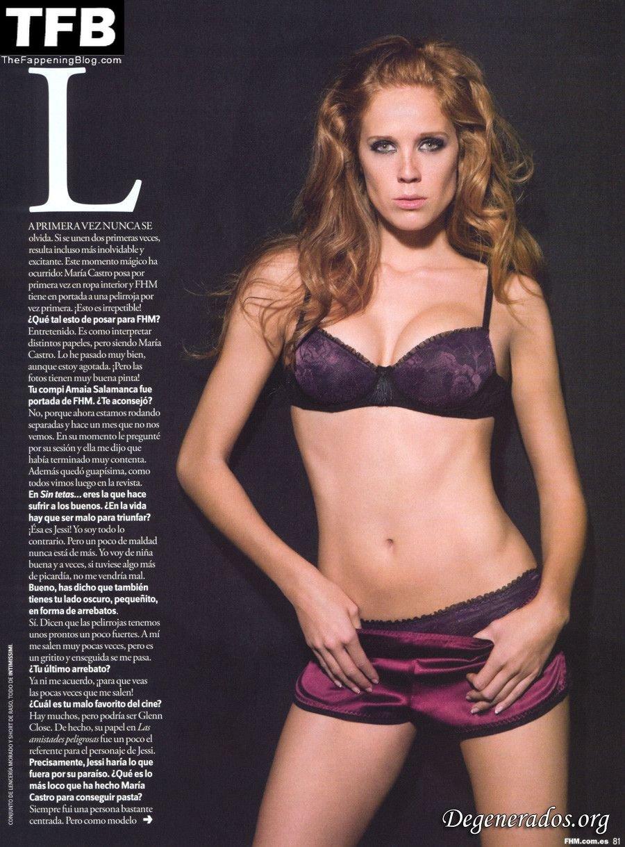 Cristina Castano Nude Sexy 6