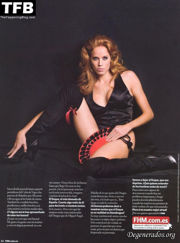 Cristina Castano Nude Sexy 8