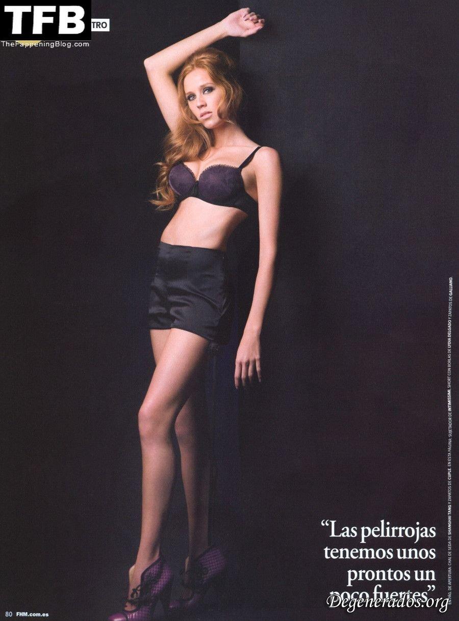 Cristina Castano Nude Sexy 13