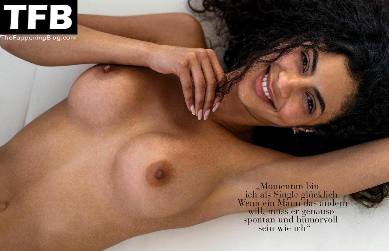 Dalila Jabri Nude 4