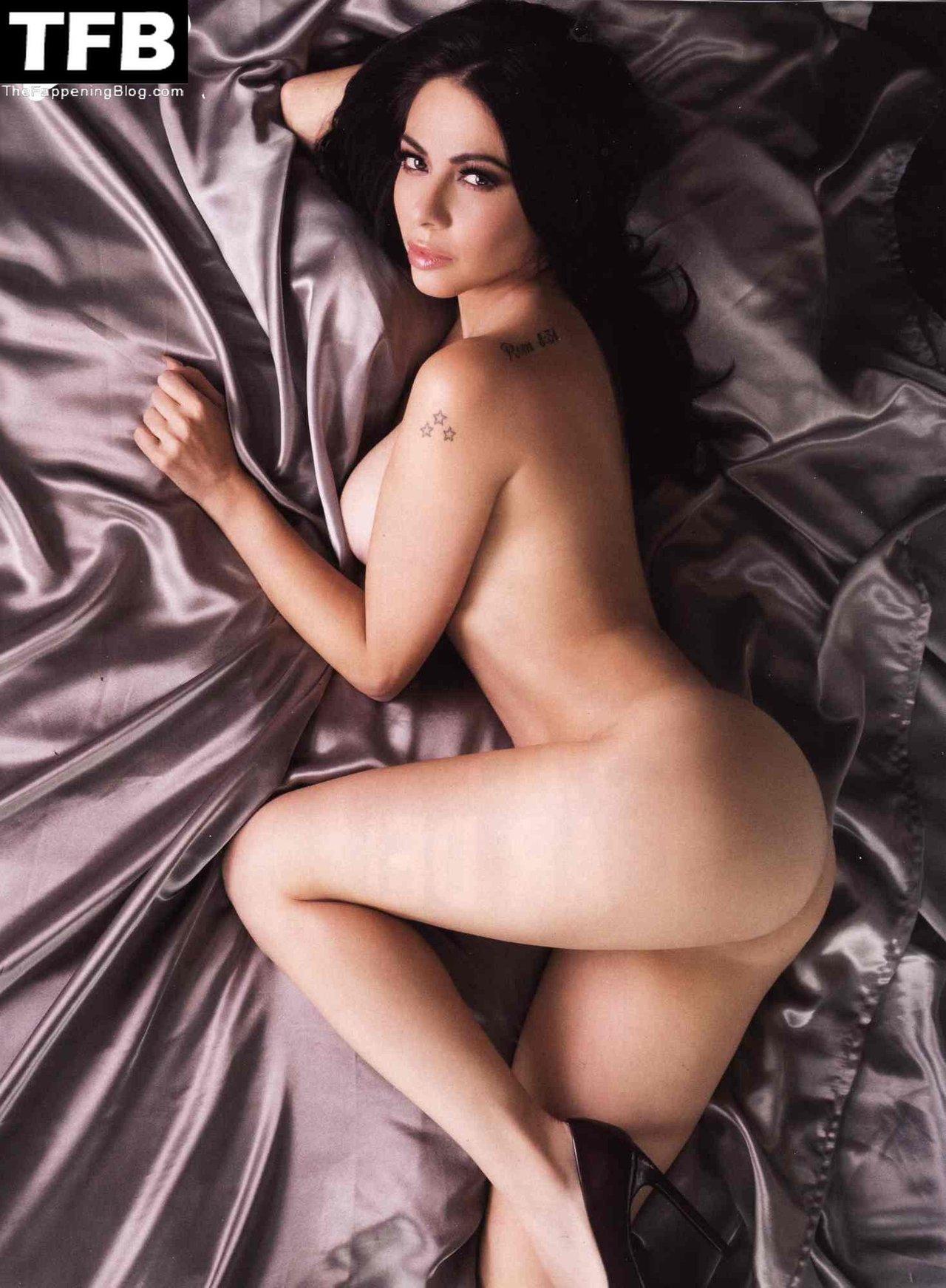 Jimena Sanchez Nude Sexy 3