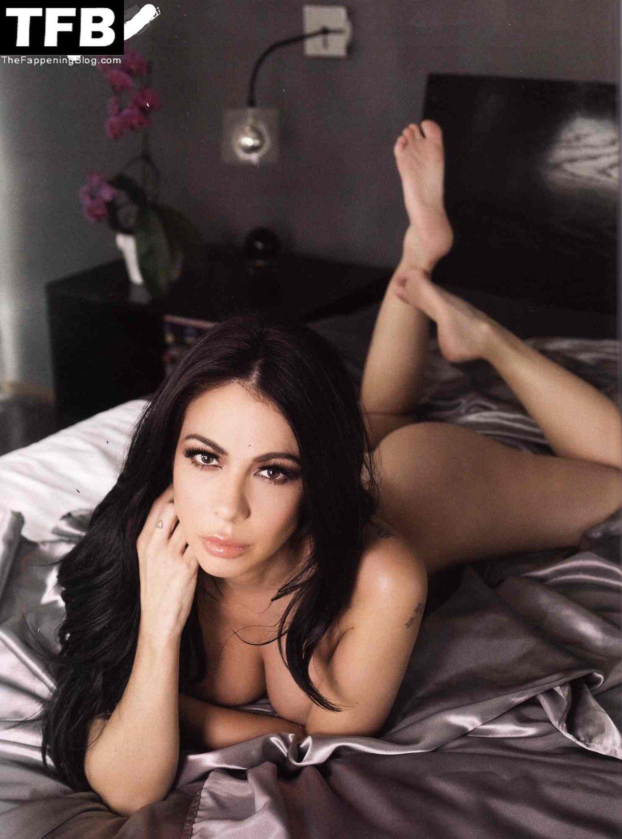 Jimena Sanchez Nude Sexy 8