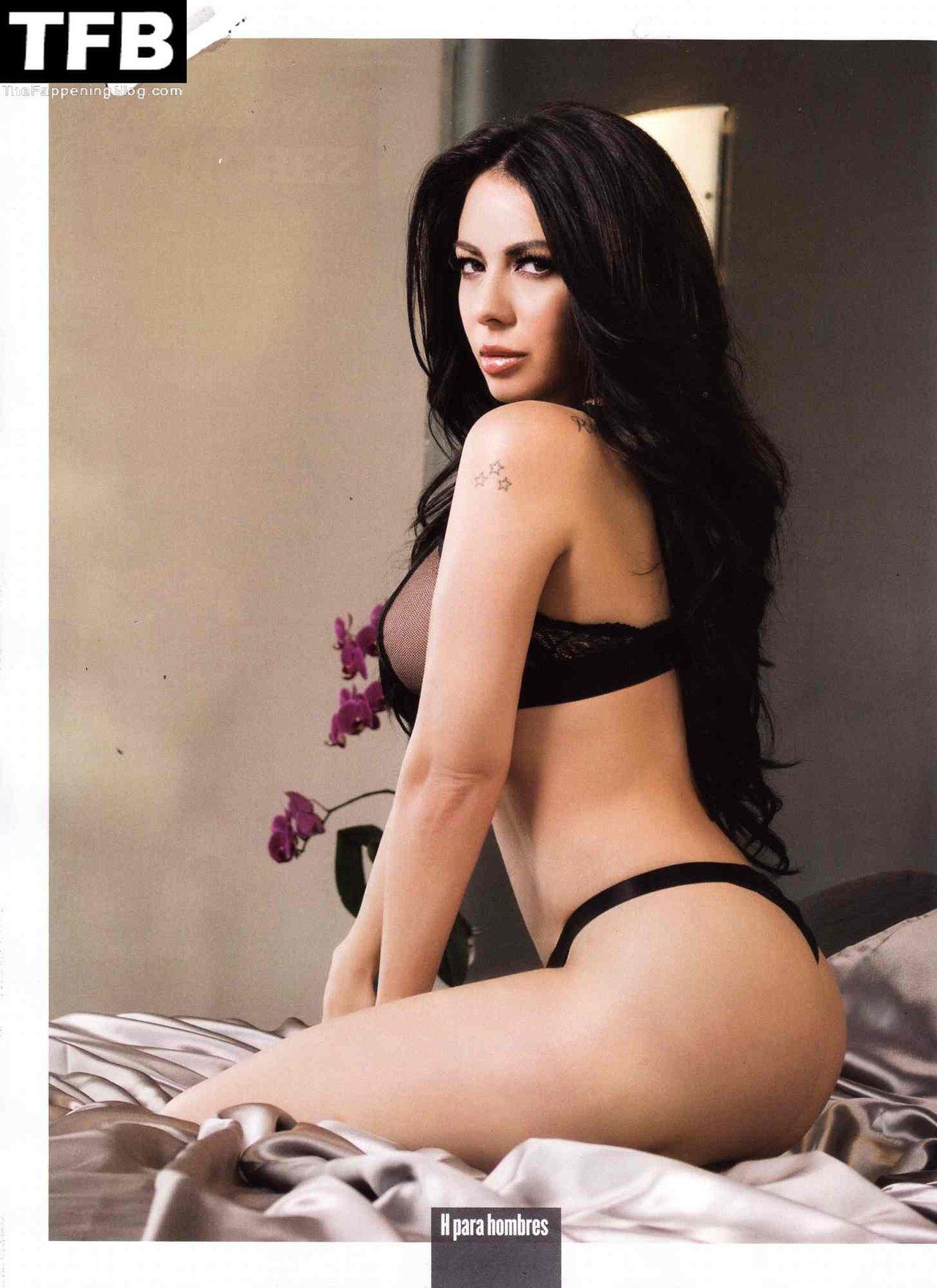 Jimena Sanchez Nude Sexy 10