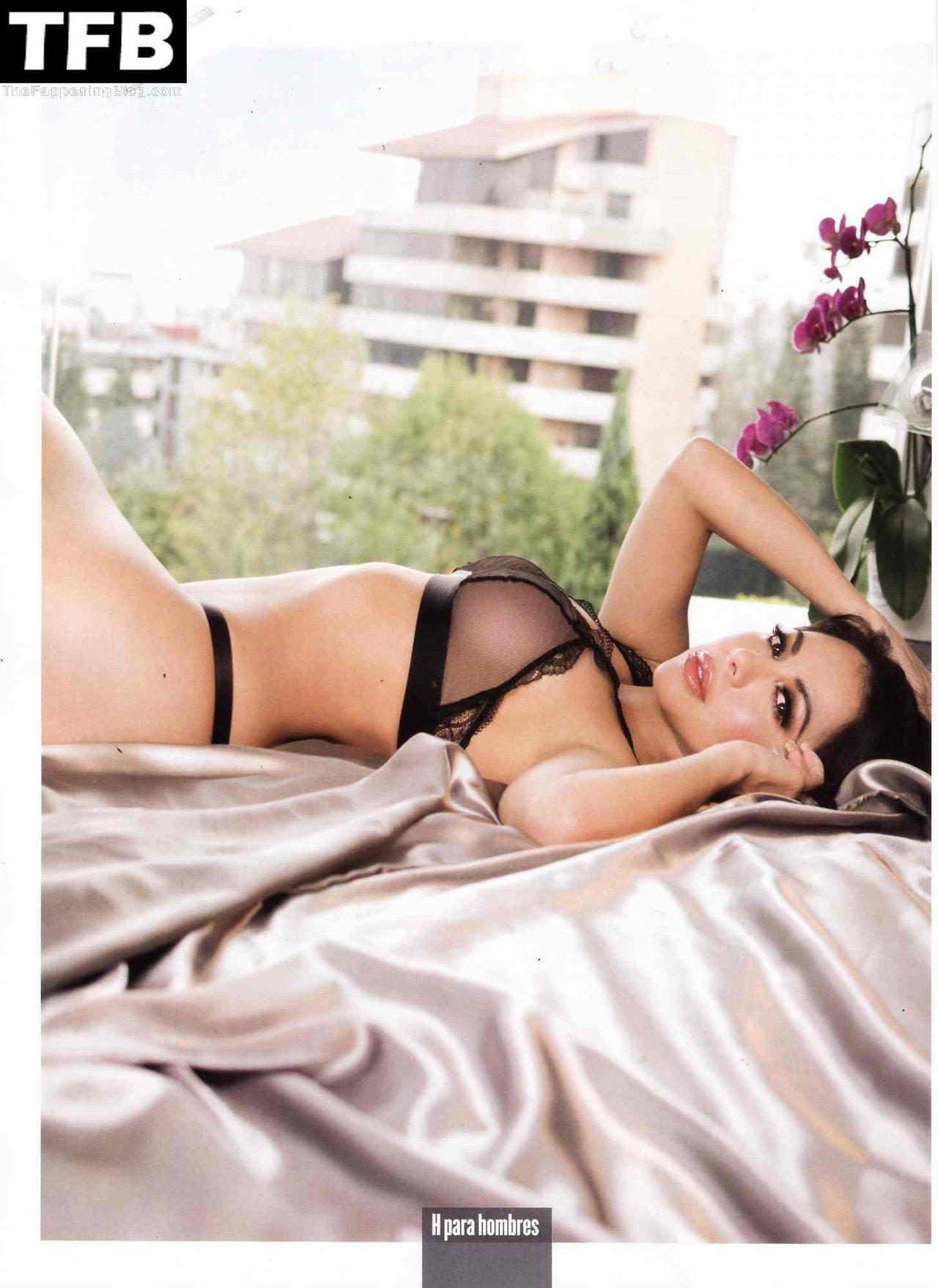 Jimena Sanchez Nude Sexy 11