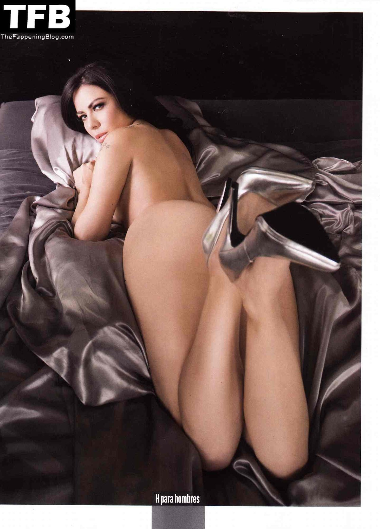Jimena Sanchez Nude Sexy 12
