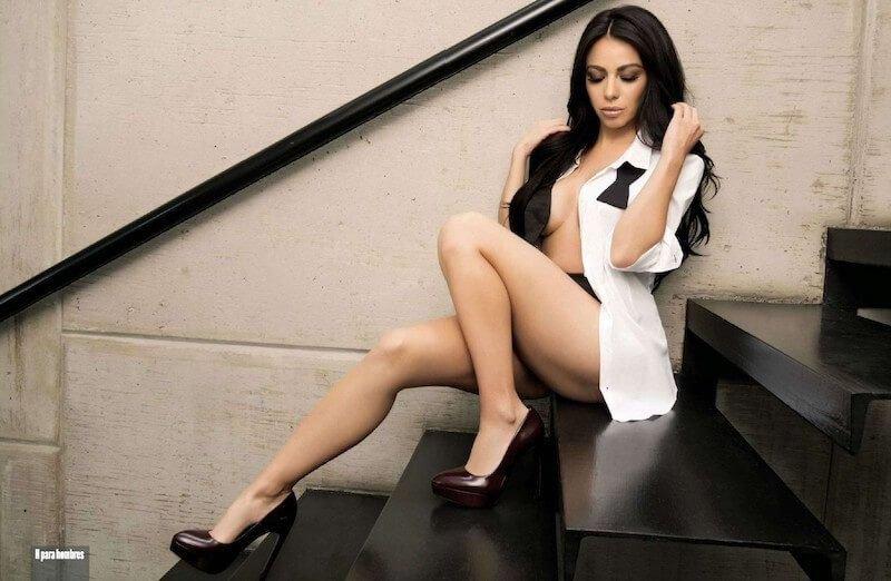 Jimena Sanchez Nude Sexy 18