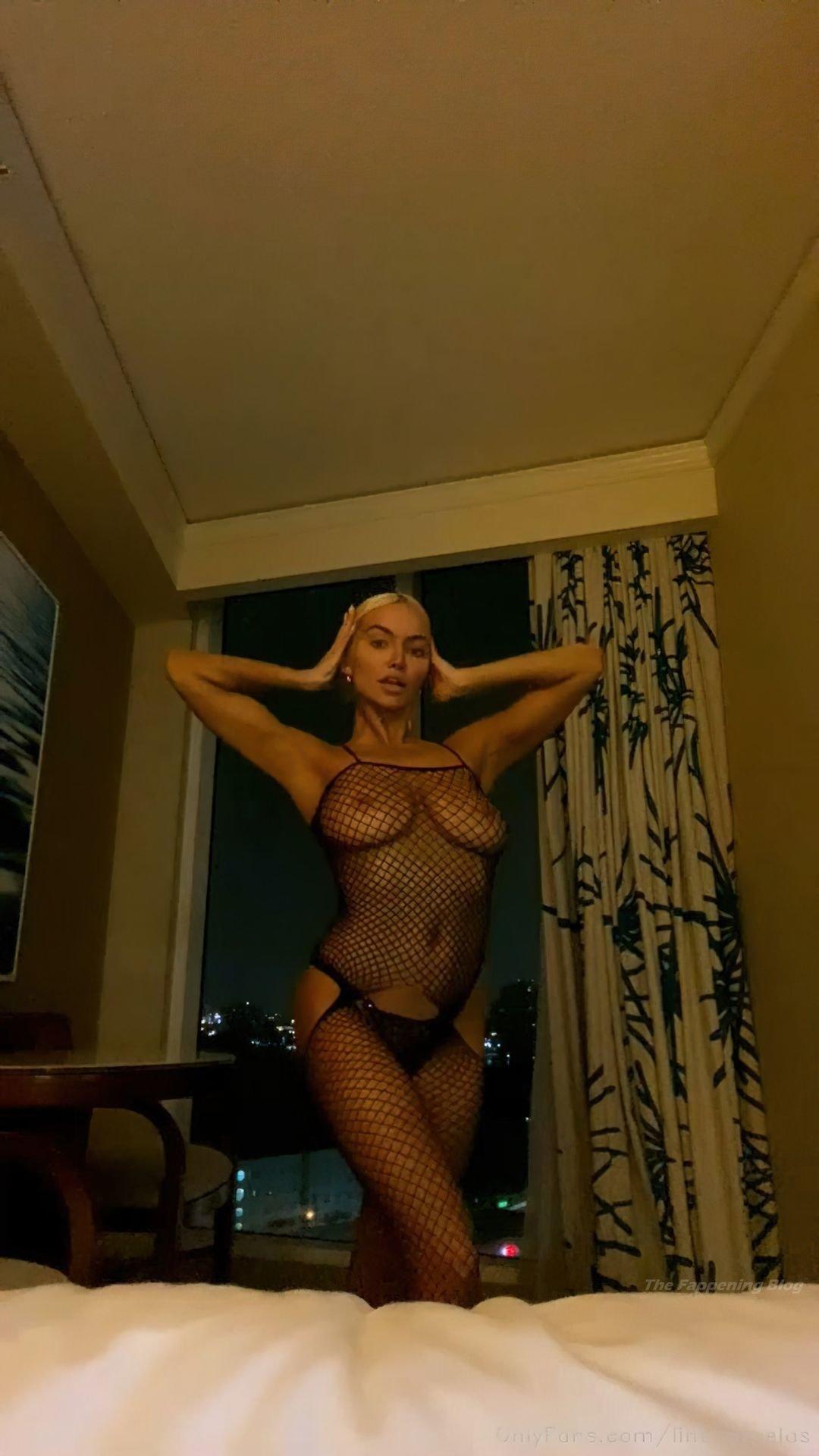 Lindsey Pelas Sexy Tits Butt 7