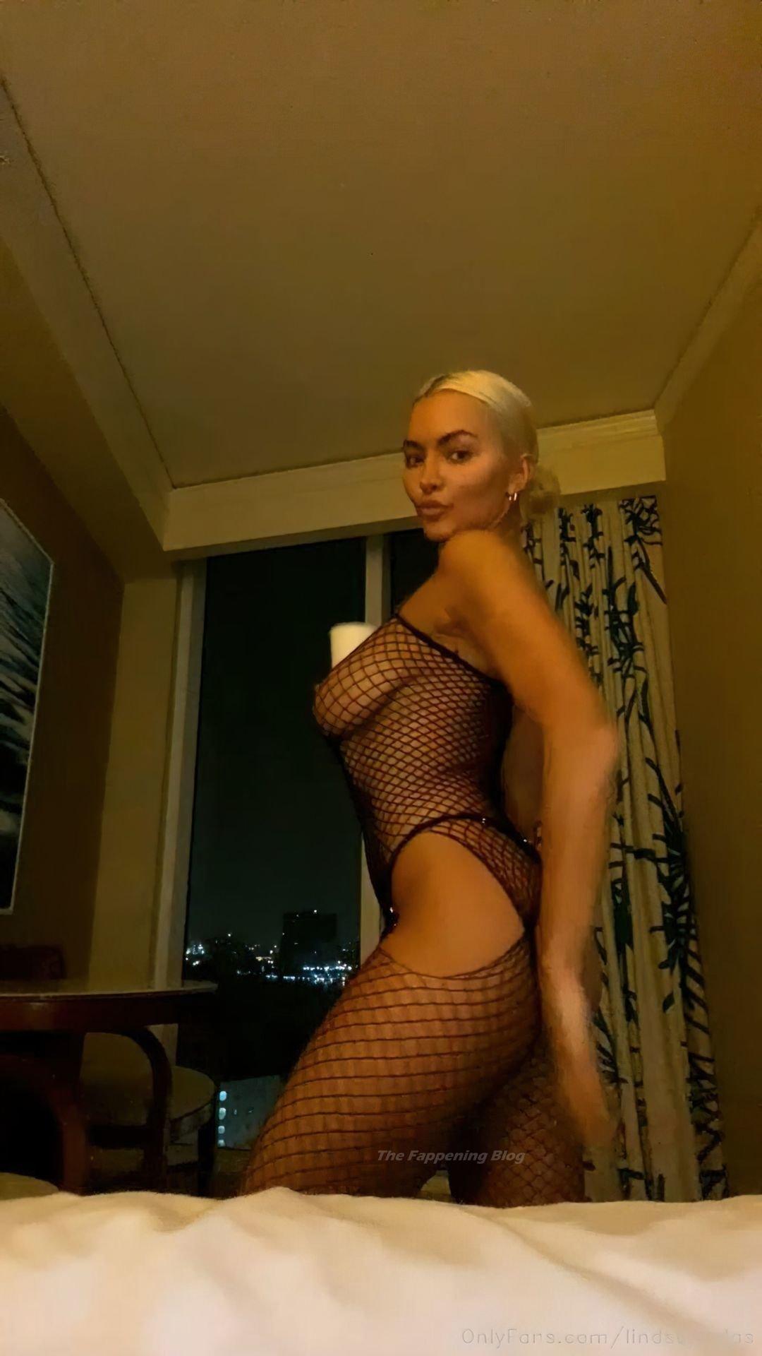 Lindsey Pelas Sexy Tits Butt 8