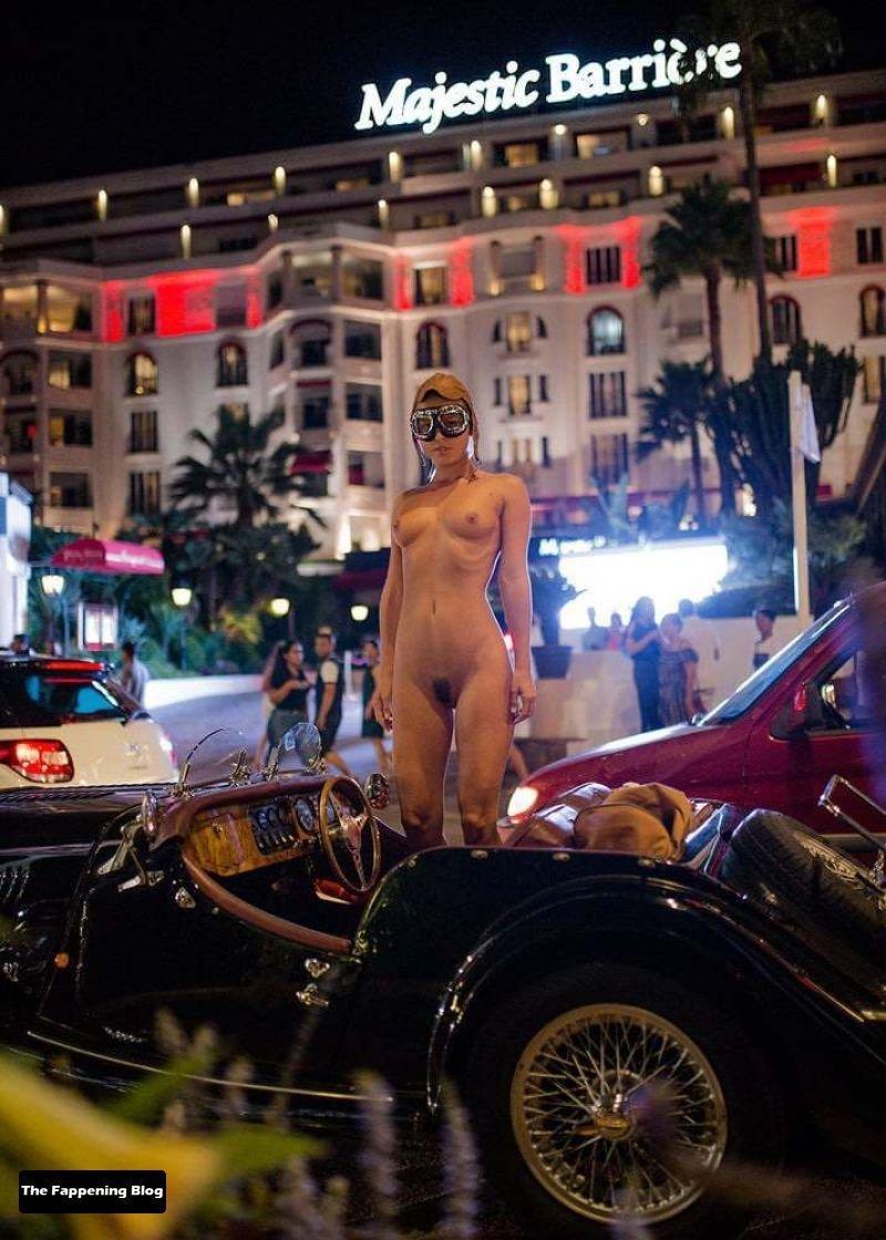 Marisa Papen Nude Sexy 1