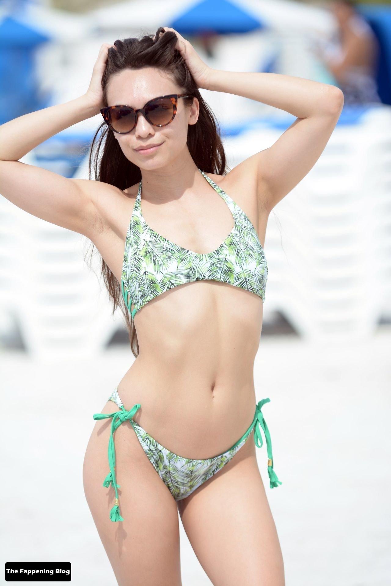 Natasha Ty on Beach 15