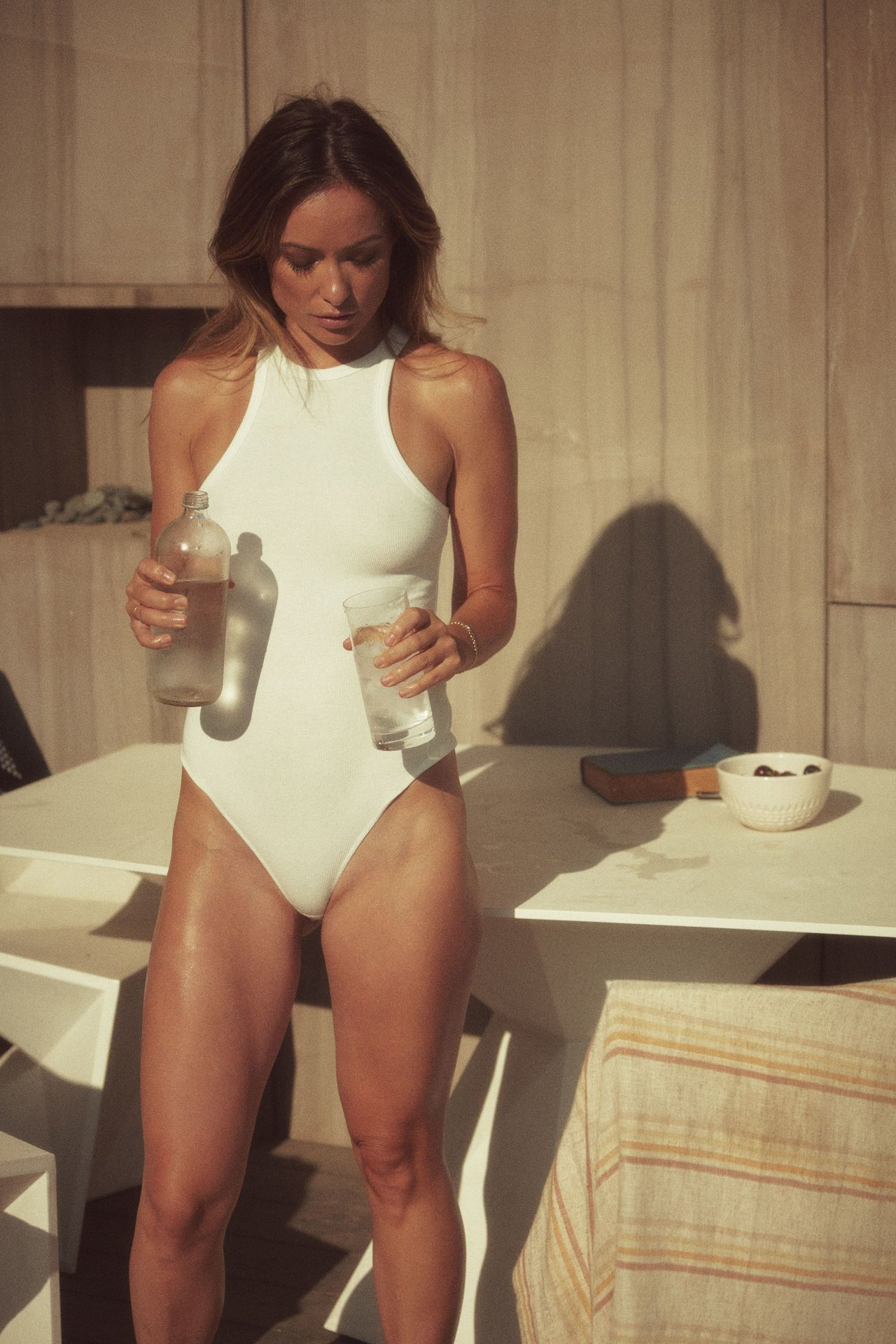 Olivia Wilde Nude Topless 3