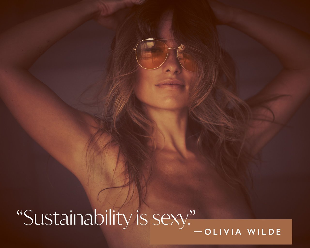 Olivia Wilde Nude Topless 15