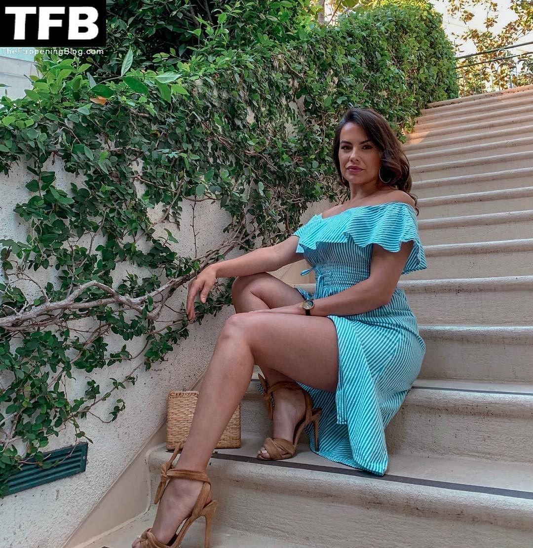 Sandra Hinojosa Nude Sexy 4