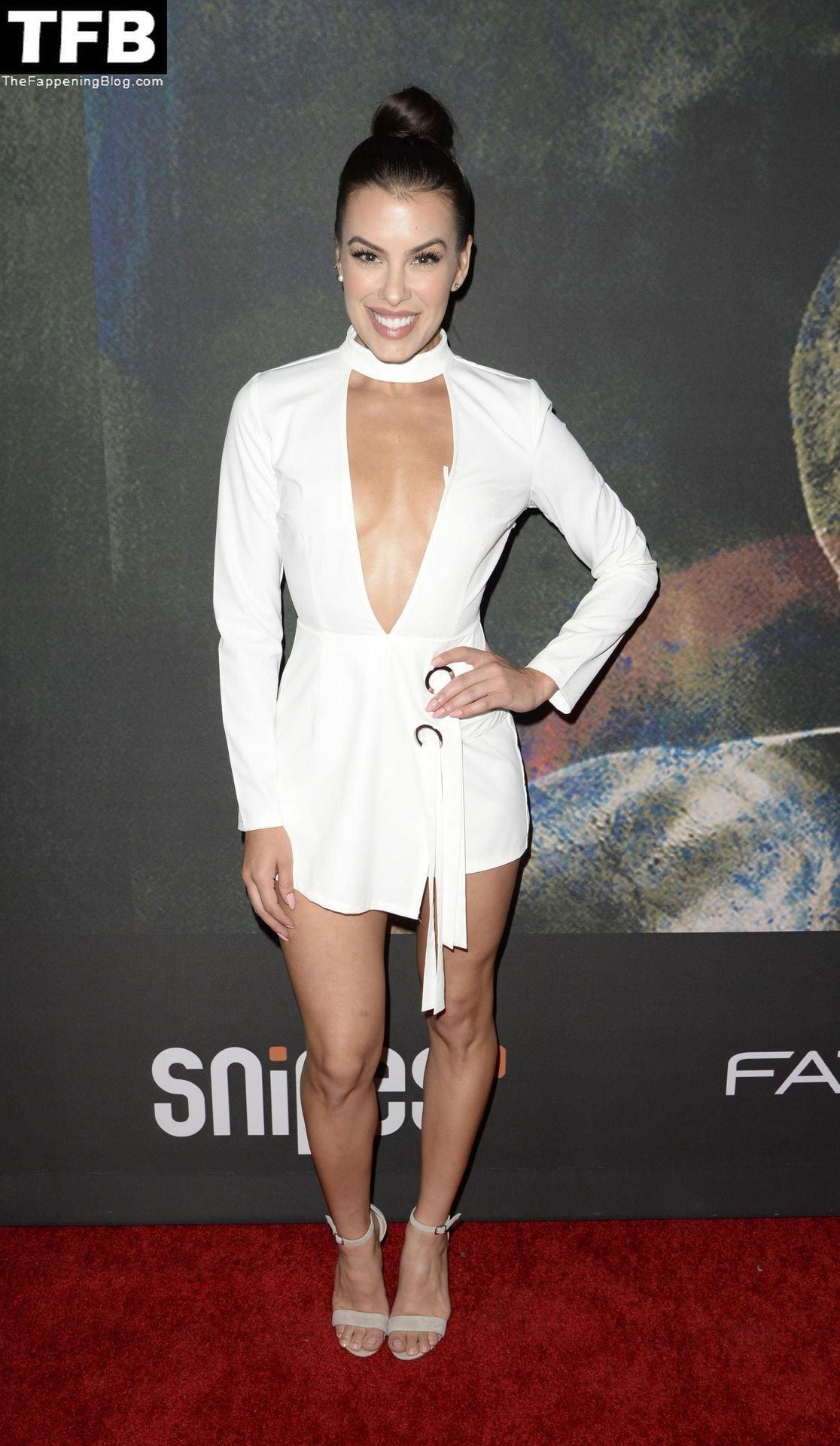 Sandra Hinojosa Nude Sexy 6